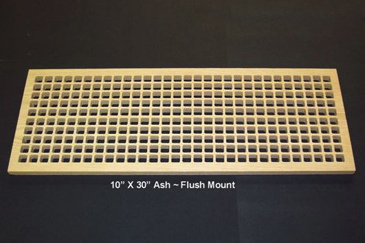 Eggcrate Flush Mount Amp Surface Mount Return Air Grilles