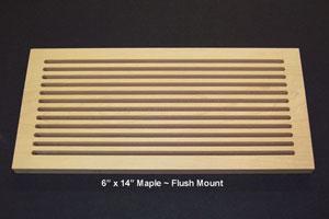 Flush Mount Grilles